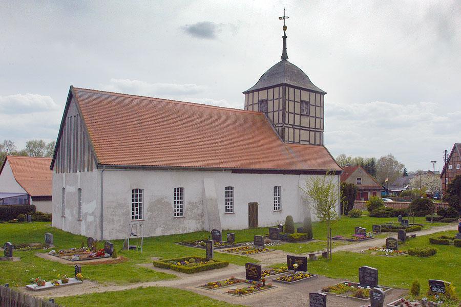 Die Wahrenberger Kirche